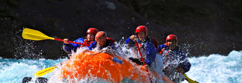 rafting rio petrohue