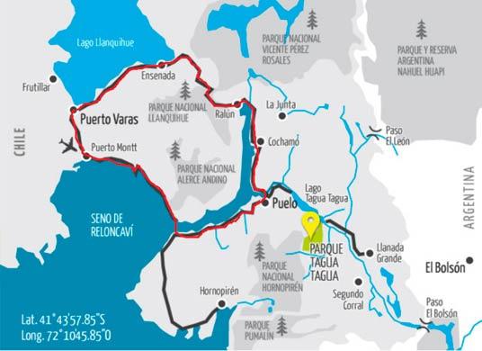 estuario reloncavi - ruta las caletas